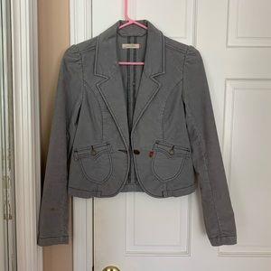 LEVI'S Jeans Vintage Suede Denim Jacket